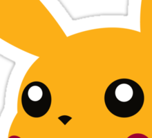 playboy pikachu Sticker