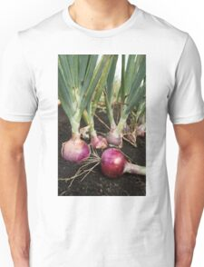 Red Onions Unisex T-Shirt