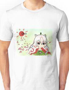 Chibi Amaterasu Okami Unisex T-Shirt