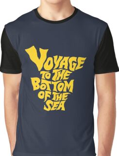 Voyage to the Bottom of the Sea Graphic T-Shirt