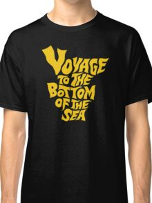 Voyage to the Bottom of the Sea Classic T-Shirt