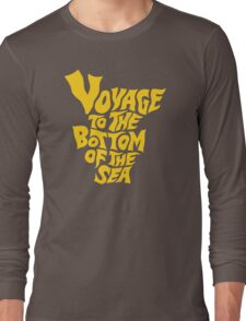 Voyage to the Bottom of the Sea Long Sleeve T-Shirt