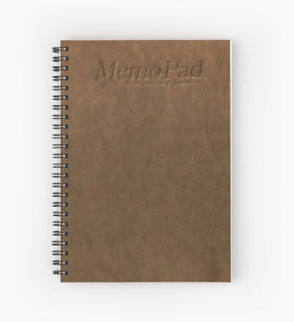 Shenmue Memo Pad Journal Shenmue Spiral Notebook