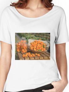 Habanero Garden Women's Relaxed Fit T-Shirt