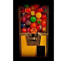 Gumball Machine Yellow - Series - Iconic New York City Photographic Print