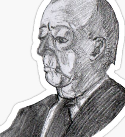 Ludwig Mies van der Rohe Sticker