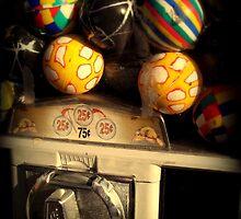 Gumball Memories - Series - Super Closeup by Miriam Danar
