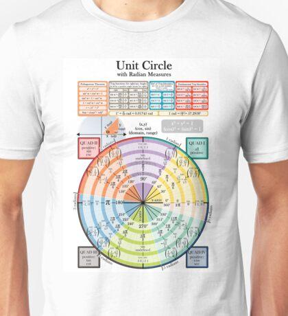 Unit Circle Unisex T-Shirt