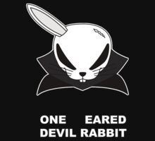 The Front of Armament - One eared Devil Rabbit by zahriradil