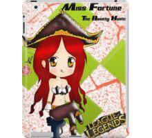 Chibi Miss Fortune iPad Case/Skin