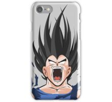 Vegeta Who? iPhone Case/Skin