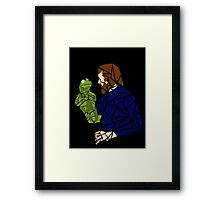 The Muppet Master (version 2) Framed Print