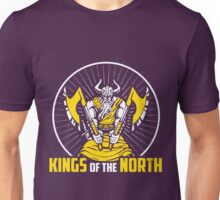 Limited Edition Minnesota Vikings Kings Of The North Unisex T-Shirt