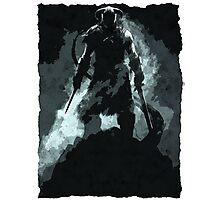 Slayer of Dragons Photographic Print