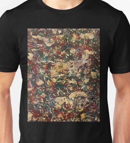 Abstract Green & Red 1.2 Unisex T-Shirt
