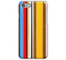 Bar code iPhone Case/Skin