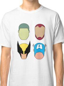Super Heroes Classic T-Shirt