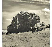 Big Rock at Praia Malhada Jericoacoara Brazil Photographic Print