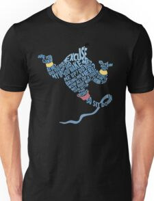 Are you talking to me? - Genie Aladdin Unisex T-Shirt