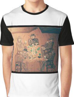 Gambler's Saloon Graphic T-Shirt