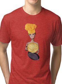Naked Chef! Tri-blend T-Shirt