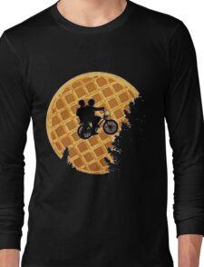 Stranger Things - Eggo's E.T. Long Sleeve T-Shirt