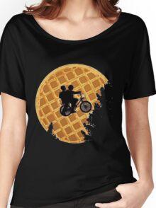 Stranger Things - Eggo's E.T. Women's Relaxed Fit T-Shirt