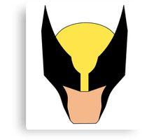 Wolverine Marvel Super Hero Canvas Print