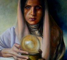 The Sibyl by Ricardo Giraldez