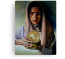 The Sibyl Canvas Print