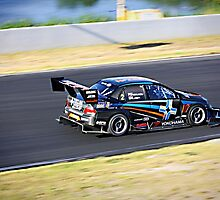 Tilton Interiors Mitsubishi Evo at WTAC by RyansEye