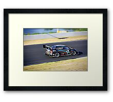 Tilton Interiors Mitsubishi Evo at WTAC Framed Print