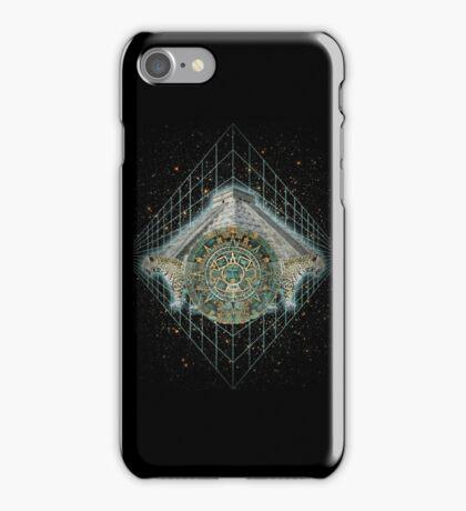 Templo Maya iPhone Case/Skin