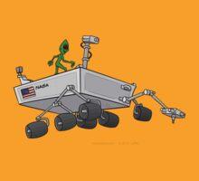 Alien Life on Mars T-Shirt