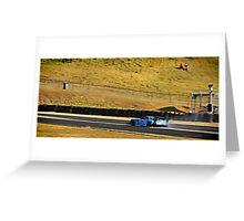 RE Amemiya Mazda RX7 at WTAC Greeting Card