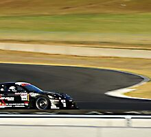 Scorch Racing Nissan S15 at WTAC  by RyansEye