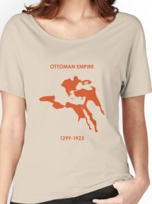 The Ottoman Empire Women's Relaxed Fit T-Shirt