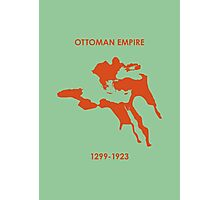 The Ottoman Empire Photographic Print