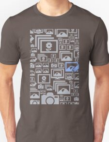 Photo a background Unisex T-Shirt