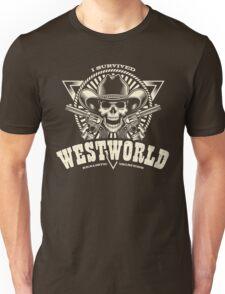 I Survived Westworld Unisex T-Shirt