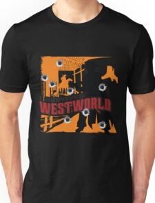 I Survived Westworld Unisex T-Shirt