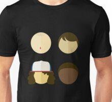 Stranger things quartet - kids  Unisex T-Shirt