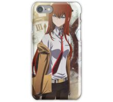 Kurisu iPhone Case/Skin