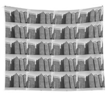 Net huts, Hastings Wall Tapestry