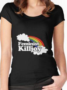 Feminist - Feminist Killjoy Women's Fitted Scoop T-Shirt
