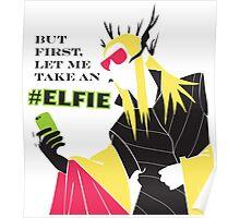 #Elfie Poster