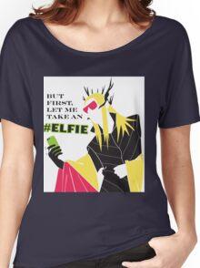 #Elfie Women's Relaxed Fit T-Shirt