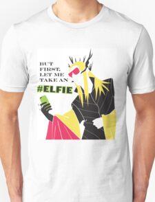 #Elfie Unisex T-Shirt