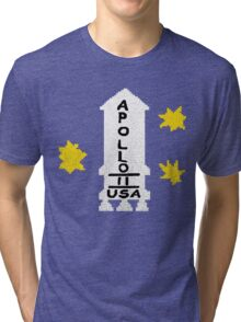 Danny Torrance Apollo 11 Sweater  Tri-blend T-Shirt