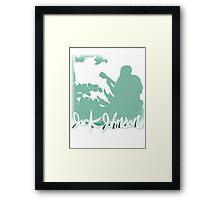 Jack Johnson Tee 2.0 Framed Print